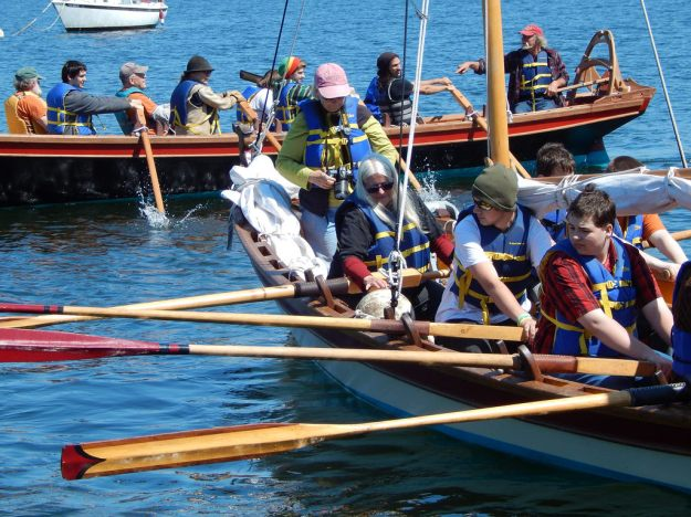 rowing groups