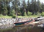 Mon boat in water 17