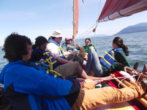 Tues sailing 53